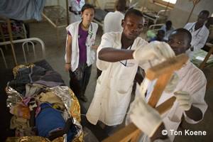 中央アフリカ: 政変から3ヵ月、MSFが医療援助を拡大する理由とは?