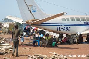 中央アフリカ共和国:激化する暴...