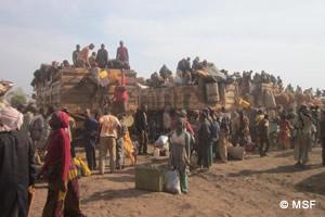 中央アフリカ共和国: 紛争で引き裂かれた家族——「それでも祖国に」