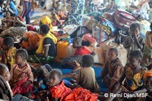 中央アフリカ共和国: 町に軍隊がやってきた——MSF活動責任者が見た内戦
